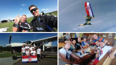 13 reasons why Tandem Experti should be your first Tandem Skydiving choice