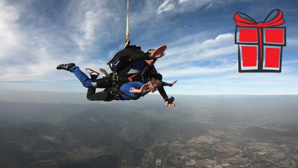 Skydive Gift Voucher