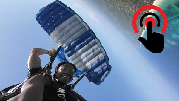 Book your tandem skydive TODAY