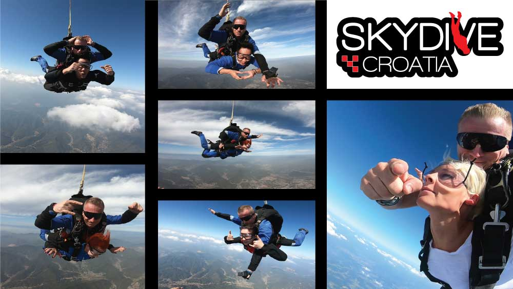 Skydiving galleries and photos